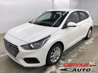 Used 2019 Hyundai Accent Preferred MAGS BLUETOOTH CAMÉRA *Transmission Automatique* for sale in Shawinigan, QC