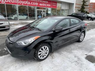 Used 2012 Hyundai Elantra GLS for sale in Longueuil, QC