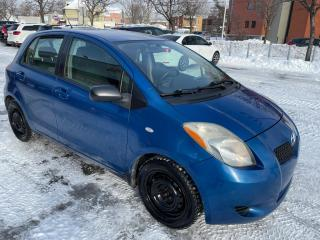 Used 2008 Toyota Yaris 5DR HB AUTO RS for sale in Longueuil, QC