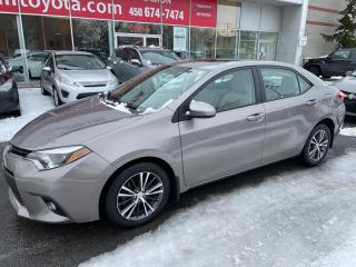 Used 2016 Toyota Corolla LE GROUPE AMELIORE for sale in Longueuil, QC