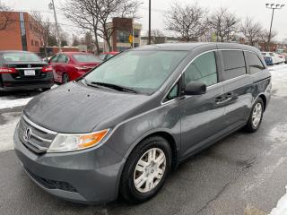 Used 2012 Honda Odyssey 4D4 WGN LX for sale in Longueuil, QC