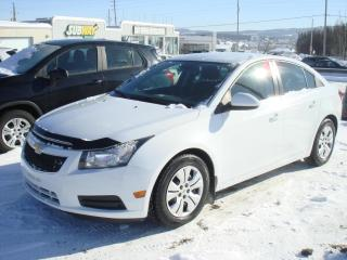 Used 2013 Chevrolet Cruze for sale in Thetford Mines, QC