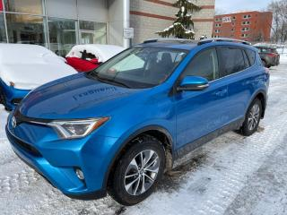 Used 2016 Toyota RAV4 Hybrid AWD for sale in Longueuil, QC