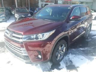 Used 2017 Toyota Highlander AWD Limited TOUT ÉQUIPÉ ! for sale in Longueuil, QC