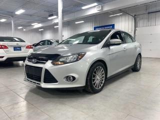 Used 2014 Ford Focus Titanium for sale in St-Eustache, QC