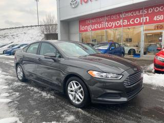 Used 2016 Ford Fusion 4dr Sdn SE FWD for sale in Longueuil, QC