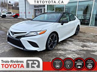 Used 2020 Toyota Camry XSE TI BA for sale in Trois-Rivières, QC