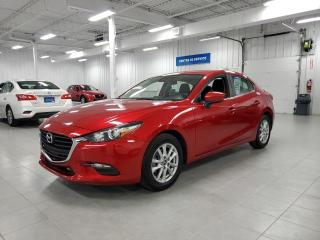Used 2018 Mazda MAZDA3 GS - CAMERA + SIEGES CHAUFFANTS + JAMAIS ACCIDENTE for sale in St-Eustache, QC