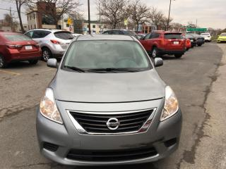 Used 2014 Nissan Versa 4-Door Sv for sale in Longueuil, QC
