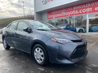 Used 2018 Toyota Corolla LE for sale in Longueuil, QC
