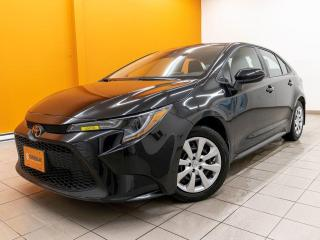 Used 2020 Toyota Corolla LE AUTO *SIEGES CHAUF* GR SECURITE *CARPLAY* PROMO for sale in St-Jérôme, QC
