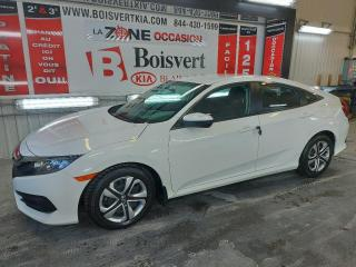 Used 2017 Honda Civic LX AUTO  AIR CLIMATISÉ CAMERA RECULE BLUETOOTH for sale in Blainville, QC