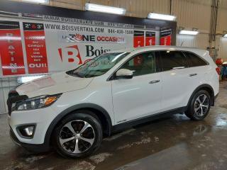 Used 2016 Kia Sorento SORENTO EX V6 AWD 7 PASSAGERS for sale in Blainville, QC