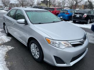 Used 2012 Toyota Camry LE for sale in Longueuil, QC