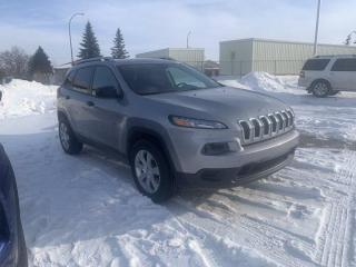 Used 2014 Jeep Cherokee Sport for sale in Swift Current, SK