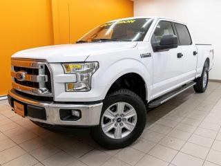 Used 2016 Ford F-150 XLT SUPERCREW 4X4 *GR. REMORQ* CAMERA *USB* PROMO for sale in Mirabel, QC