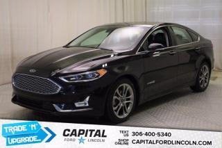 Used 2019 Ford Fusion Hybrid Titanium for sale in Regina, SK