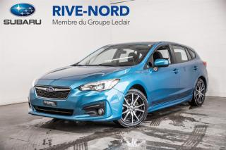 Used 2017 Subaru Impreza Sport TOIT.OUVRANT+MAGS+SIEGES.CHAUFFANTS for sale in Boisbriand, QC