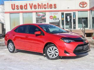 Used 2018 Toyota Corolla LE $0 DOWN AS-LOW-AS $126 BI-WEEK for sale in North York, ON