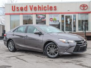 Used 2017 Toyota Camry LE  CAM HEAT-SEATS for sale in North York, ON