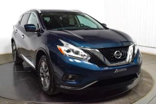Used 2016 Nissan Murano SL AWD CUIR TOIT PANO MAGS GPS CAMERA DE RECUL for sale in Île-Perrot, QC