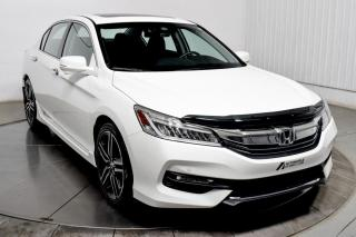 Used 2017 Honda Accord TOURING V6 CUIR TOIT GPS for sale in Île-Perrot, QC