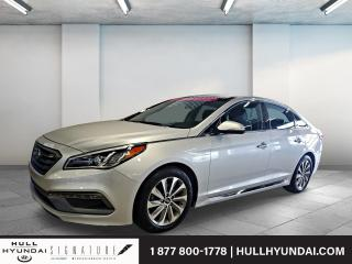 Used 2016 Hyundai Sonata 4dr Sdn 2.4L Auto Sport Tech for sale in Gatineau, QC