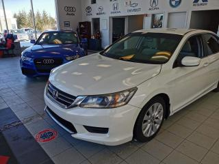 Used 2013 Honda Accord LX / AUTOMATIQUE / CAMERA / AIR CLIMATIS for sale in Sherbrooke, QC
