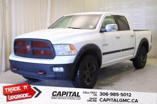 Used 2010 Dodge Ram 1500 Laramie*LEATHER* for sale in Regina, SK