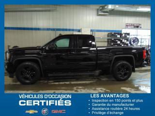 Used 2017 GMC Sierra 1500 ELEVATION for sale in Amos, QC