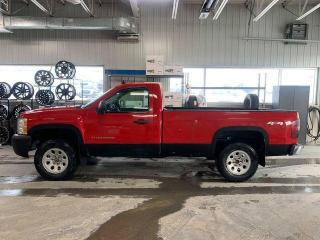 Used 2012 Chevrolet Silverado 1500 WT for sale in Amos, QC