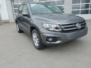 Used 2015 Volkswagen Tiguan Trendline for sale in Gatineau, QC