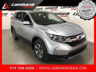 Used 2017 Honda CR-V LX|CAM|BLUETOOTH| for sale in Montréal, QC