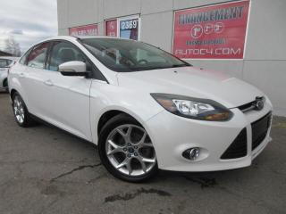 Used 2013 Ford Focus CUIR TOIT MAGS TITANIUM CAM DE RECUL for sale in St-Jérôme, QC
