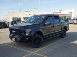 Used 2019 Ford F-150 XLT  -  Android Auto - Low Mileage for sale in Kanata, ON