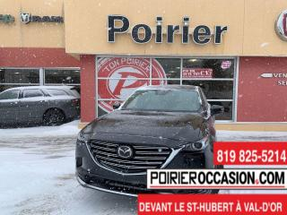 Used 2020 Mazda CX-9 Grand Touring 6 passagers for sale in Val-D'or, QC