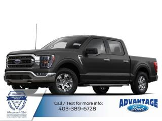 New 2021 Ford F-150 Lariat for sale in Calgary, AB