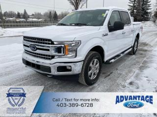 Used 2019 Ford F-150 XLT TRAILER HITCH - HEAVY DUTY SHOCKS for sale in Calgary, AB