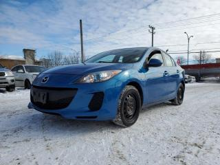 Used 2012 Mazda MAZDA3 GS-SKY *BT*HEATED SEATS*A/C* 51$/SEM for sale in St-Jérôme, QC