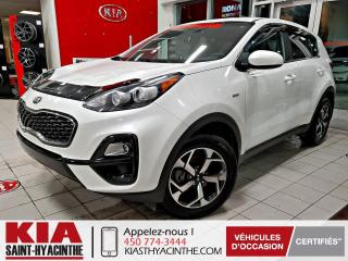 Used 2020 Kia Sportage LX AWD ** CAMÉRA DE RECUL / MAGS for sale in St-Hyacinthe, QC