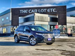 Used 2018 Ford Edge SE AWD! BACK-UP CAMERA!! BLUETOOTH!! STEERING WHEEL CONTROLS!! for sale in Sudbury, ON