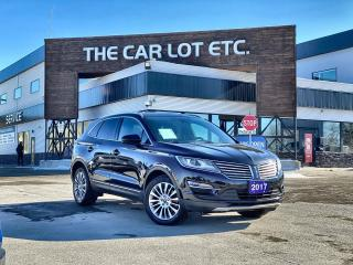 Used 2017 Lincoln MKC Reserve AWD! Heated/Cooled Leather! Sunroof! Backup Cam! Navigation! for sale in Sudbury, ON
