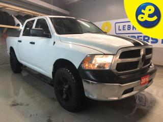 Used 2016 RAM 1500 4WD Crew Cab Hemi * Black Side Steps * Black Ruffino Hard Off Road Rims * Mickey Thompson Baja A/T Tires 275/70/18 * 6 Passenger * Cruise Control * St for sale in Cambridge, ON