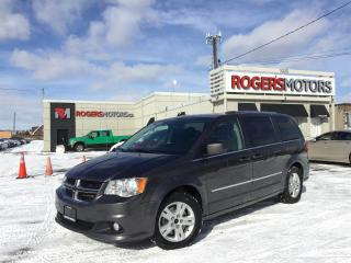 Used 2016 Dodge Grand Caravan 2.99% Financing - CREW - 7 PASS for sale in Oakville, ON