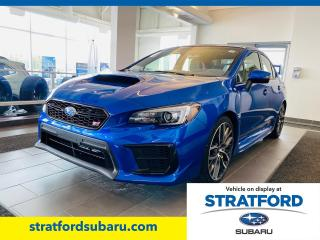 New 2020 Subaru WRX Sport Tech w/ Wing Spoiler for sale in Stratford, ON