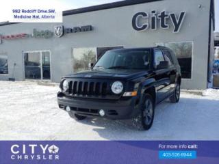 Used 2015 Jeep Patriot for sale in Medicine Hat, AB