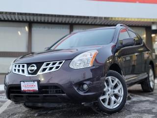Used 2012 Nissan Rogue SL AWD | 360 Camera | Leather | Heated Seats for sale in Waterloo, ON