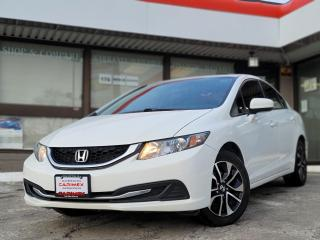 Used 2014 Honda Civic EX Heated Seats | Sunroof | Backup Camera for sale in Waterloo, ON