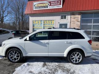 Used 2015 Dodge Journey SXT for sale in Morrisburg, ON