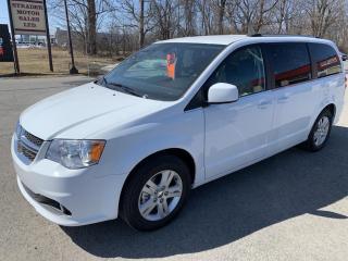 Used 2020 Dodge Grand Caravan Crew for sale in Morrisburg, ON